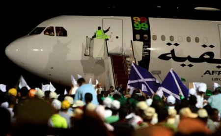 LIBYA Britain Lockerbie