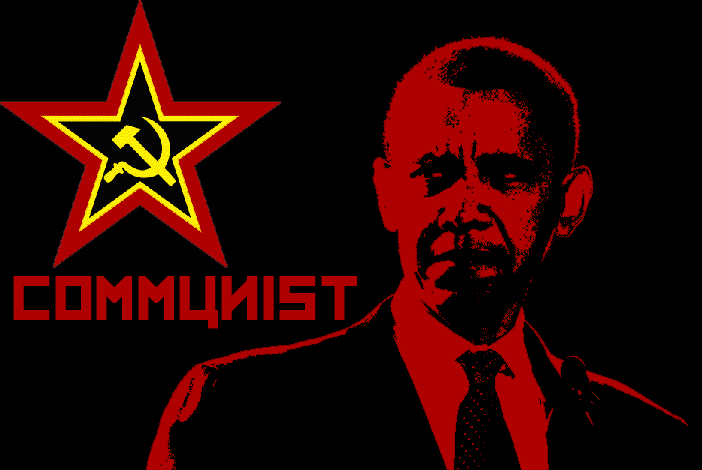 commie obama
